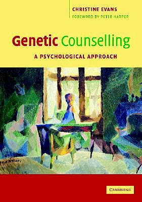 Portada del libro 9780521672306 Genetic Counselling. a Psychological Approach