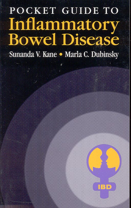 Portada del libro 9780521672399 Pocket Guide to Inflammatory Bowel Disease