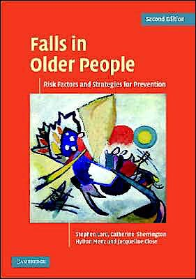 Portada del libro 9780521680998 Falls in Older People. Risk Factors and Strategies for Prevention