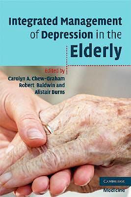 Portada del libro 9780521689809 Integrated Management of Depression in the Elderly
