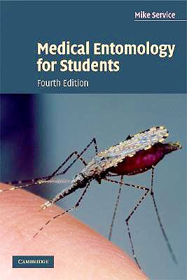 Portada del libro 9780521709286 Medical Entomology for Students