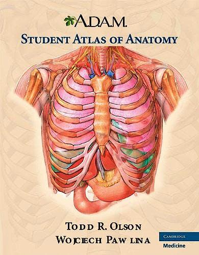 Portada del libro 9780521710053 A.D.A.M. Student Atlas of Anatomy