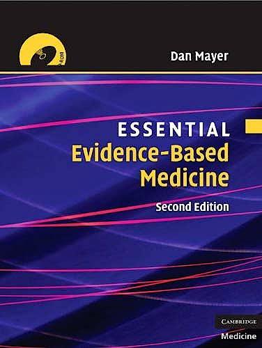 Portada del libro 9780521712415 Essential Evidence-Based Medicine + CD-ROM