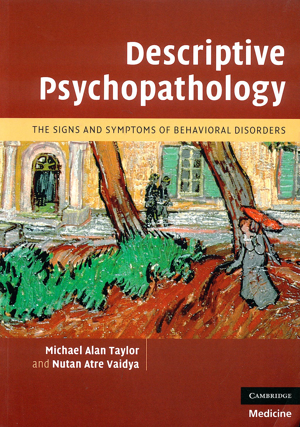 Portada del libro 9780521713917 Descriptive Psychopathology