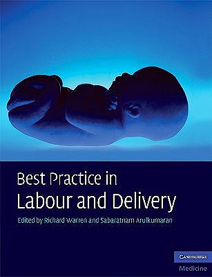 Portada del libro 9780521720687 Best Practice in Labour and Delivery