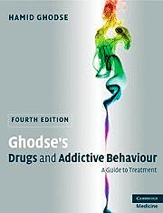Portada del libro 9780521727556 Ghodse's Drugs and Addictive Behaviour. a Guide to Treatment