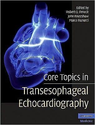 Portada del libro 9780521731614 Core Topics in Transesophageal Echocardiography