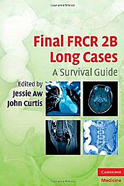 Portada del libro 9780521740692 Final Frcr 2b Long Cases. a Survival Guide