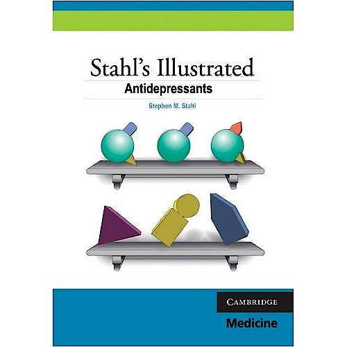 Portada del libro 9780521758529 Antidepressants. Stahl's Illustrated
