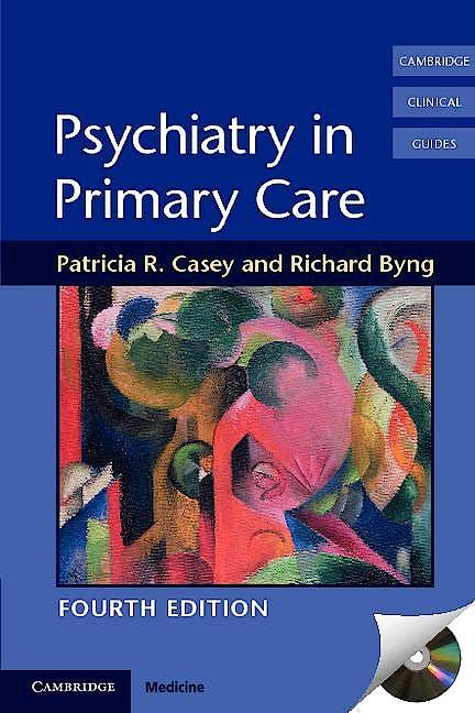 Portada del libro 9780521759823 Psychiatry in Primary Care + CD-ROM