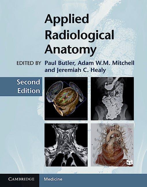 Portada del libro 9780521766661 Applied Radiological Anatomy