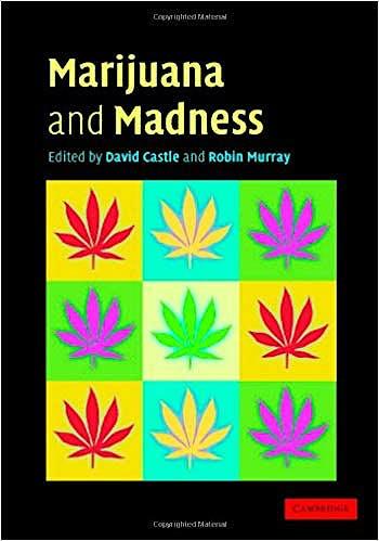 Portada del libro 9780521819404 Marijuana and Madness