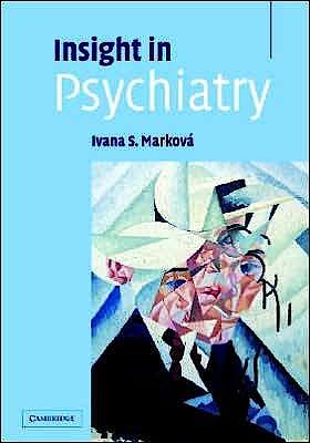 Portada del libro 9780521825184 Insight in Psychiatry