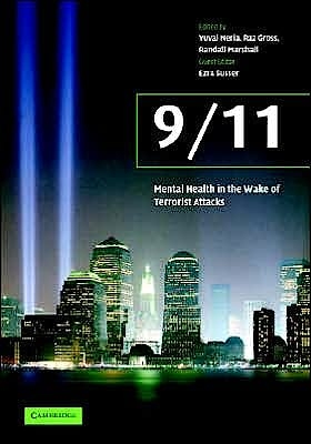 Portada del libro 9780521831918 9/11: Mental Health in the Wake of Terrorist Attacks