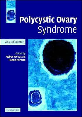 Portada del libro 9780521848497 Polycystic Ovary Syndrome