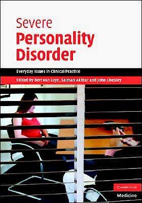 Portada del libro 9780521856515 Severe Personality Disorders