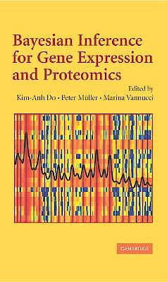 Portada del libro 9780521860925 Bayesian Inference for Gene Expression and Proteomics