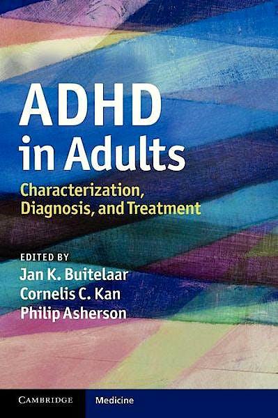 Portada del libro 9780521864312 Adhd in Adults