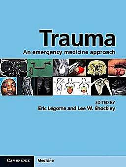 Portada del libro 9780521870573 Trauma. a Comprehensive Emergency Medicine Approach