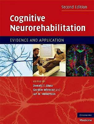 Portada del libro 9780521871334 Cognitive Neurorehabilitation: Evidence and Application