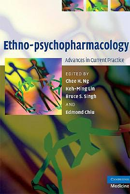 Portada del libro 9780521873635 Ethno-Psychopharmacology. Advances in Current Practice