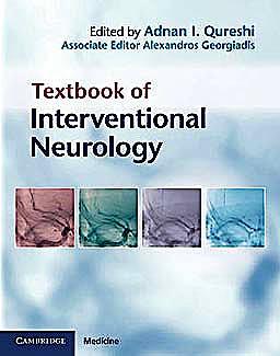 Portada del libro 9780521876391 Textbook of Interventional Neurology