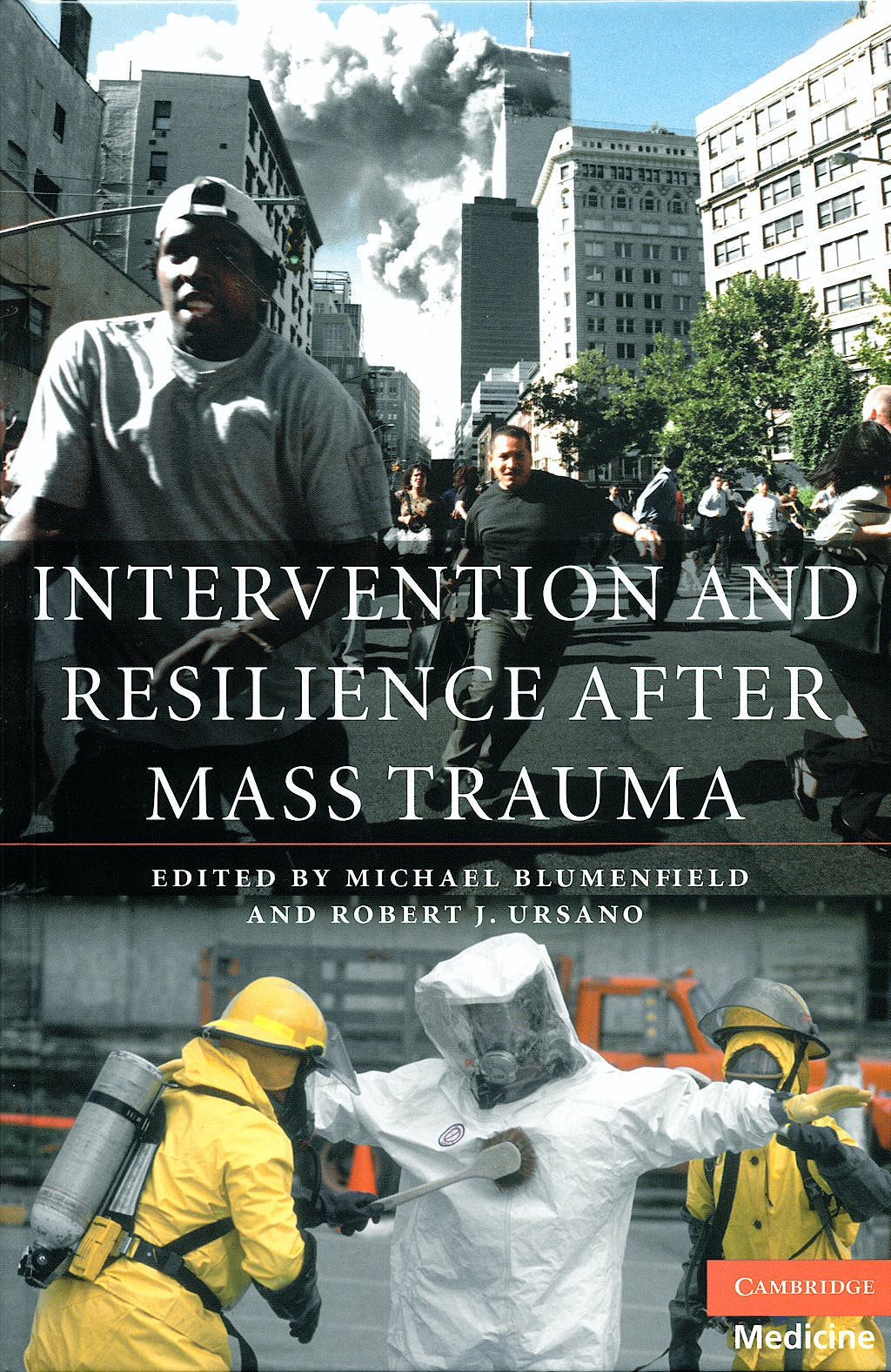 Portada del libro 9780521883740 Intervention and Resilience after Mass Trauma + Cd-Rom