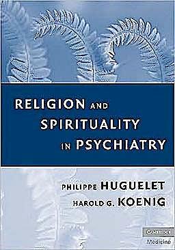 Portada del libro 9780521889520 Religion and Spirituality in Psychiatry
