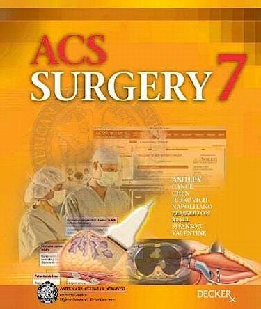Portada del libro 9780615859743 ACS Surgery. Principles and Practice, 2 Vols.
