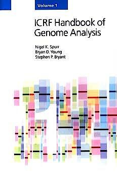 Portada del libro 9780632037285 Icrf Handbook of Genome Analysis, 2 Vols.