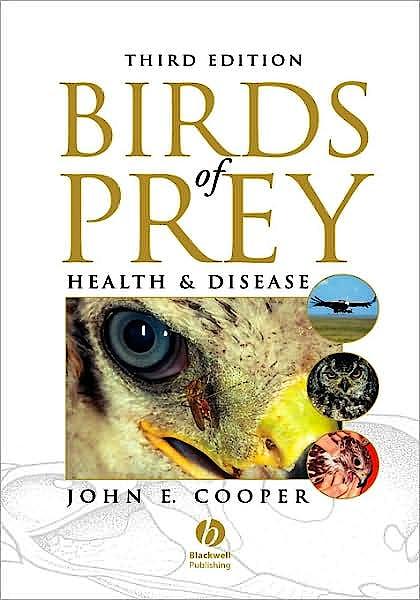 Portada del libro 9780632051151 Birds of Prey. Health and Disease