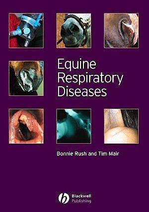 Portada del libro 9780632052622 Equine Respiratory Diseases