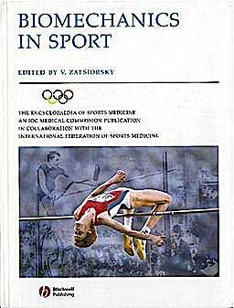 Portada del libro 9780632053926 Biomechanics in Sport