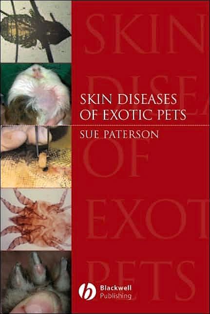 Portada del libro 9780632059690 Skin Diseases of Exotic Pets