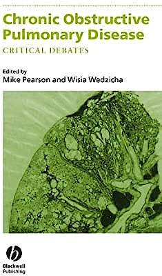 Portada del libro 9780632059720 Chronic Obstructive Pulmonary Disease. Critical Debates
