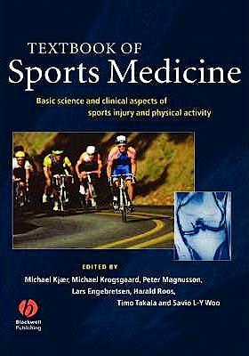 Portada del libro 9780632065097 Textbook Sports Medicine
