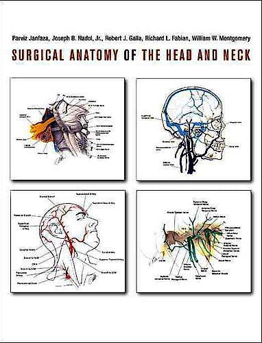 Portada del libro 9780674058033 Surgical Anatomy of the Head and Neck