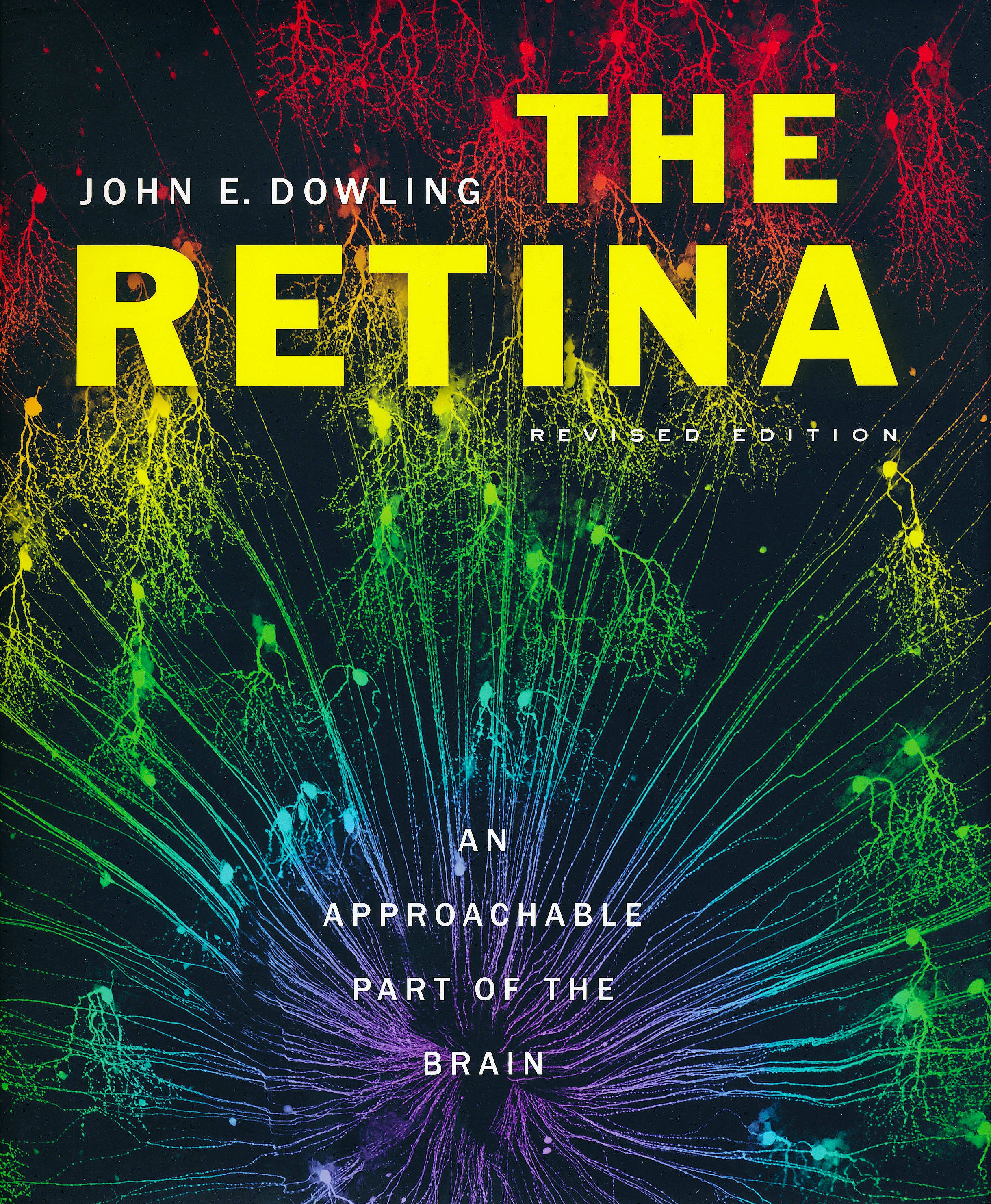 Portada del libro 9780674061545 The Retina: An Approachable Part of the Brain