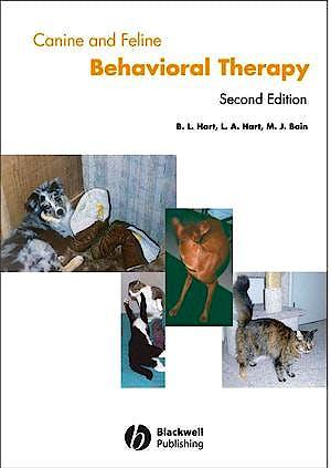 Portada del libro 9780683039122 Canine and Feline Behavior Therapy
