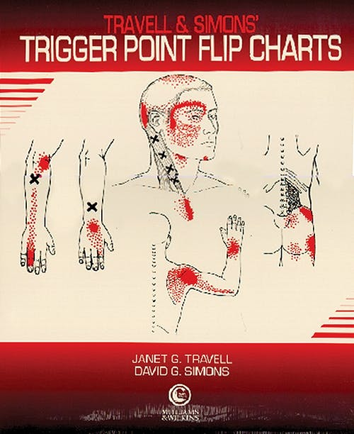 Travell and Simon's Trigger Point Flip Charts