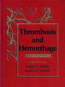 Portada del libro 9780683301144 Thrombosis and Hemorrhage