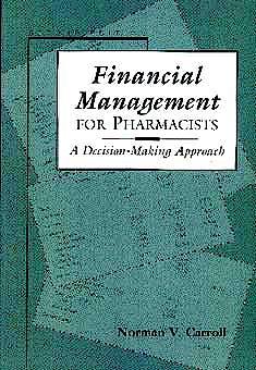 Portada del libro 9780683301199 Financial Management for Pharmacists