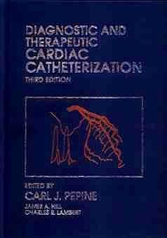 Portada del libro 9780683301250 Diagnostic and Therapeutic Cardiac Catheterization
