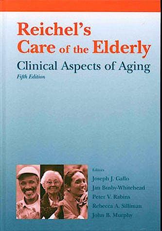 Portada del libro 9780683301694 Reichel's Care of the Elderly