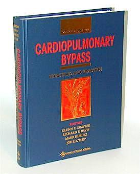 Portada del libro 9780683304763 Cardiopulmonary Bypass: Principles and Practice