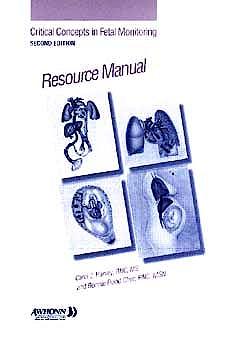 Portada del libro 9780683401189 Critical Concepts Fetal Monitoring: Resource Manua