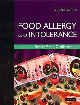 Portada del libro 9780702020384 Food Allergy and Intolerance