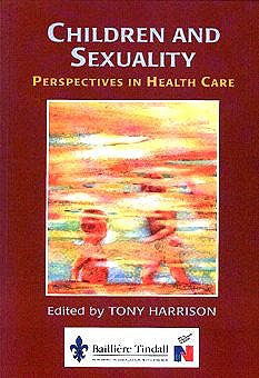 Portada del libro 9780702022081 Children and Sexuality. Perspectives in Health Care