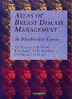 Portada del libro 9780702022524 Atlas of Breast Disease Management