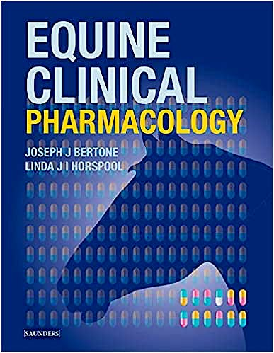 Portada del libro 9780702024849 Equine Clinical Pharmacology